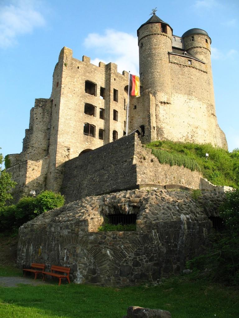 Замок Greifenstein