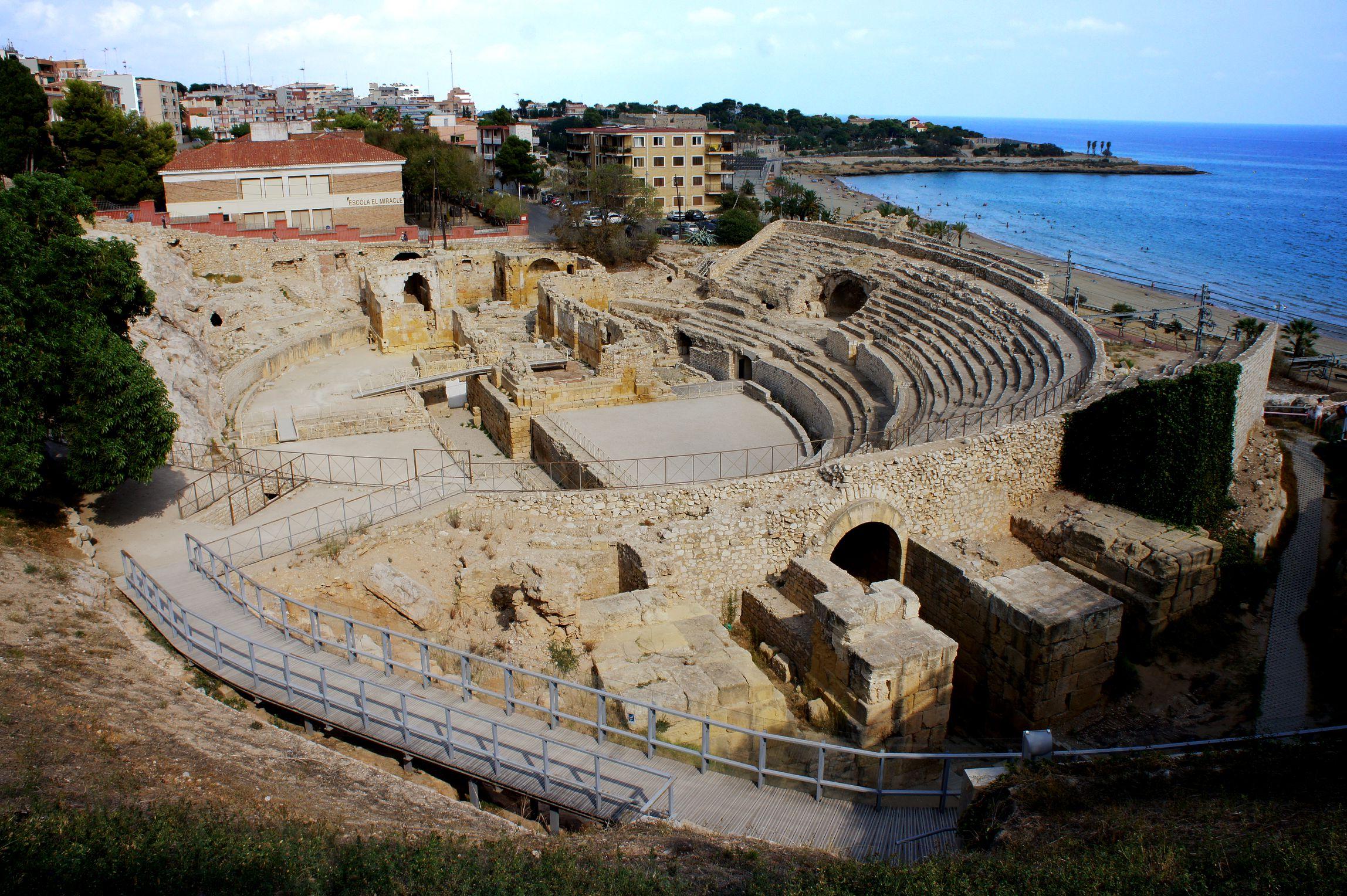 Римский амфитеатр
