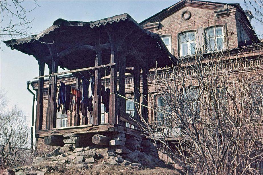 Дом Фальковского