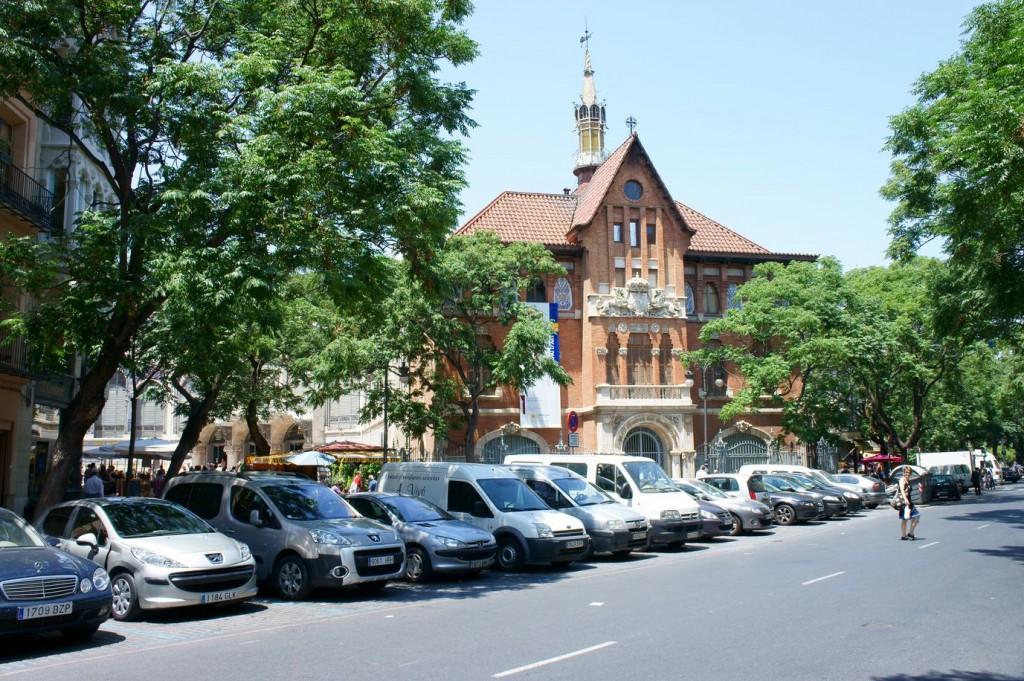 Здание рыночной администрации