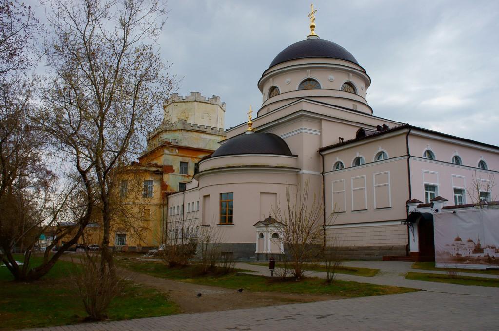 Введенская церковь, Скорбященская церковь