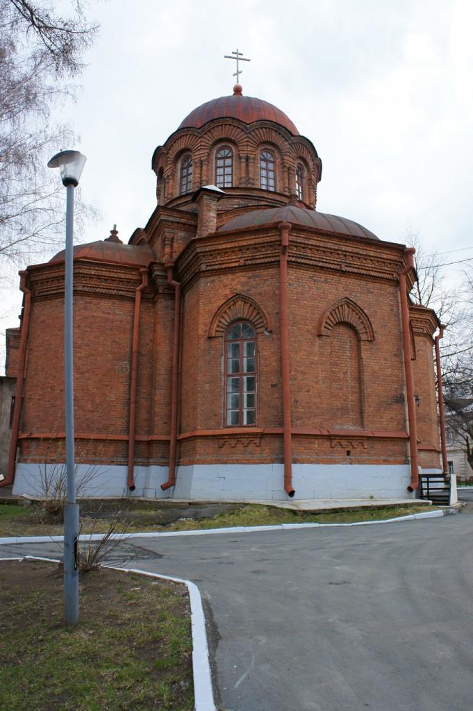 Церковь Всех Святых