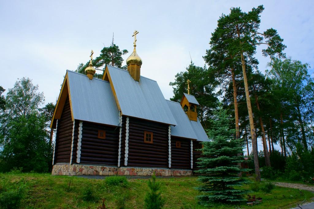 Церковь Симеона Верхотурского
