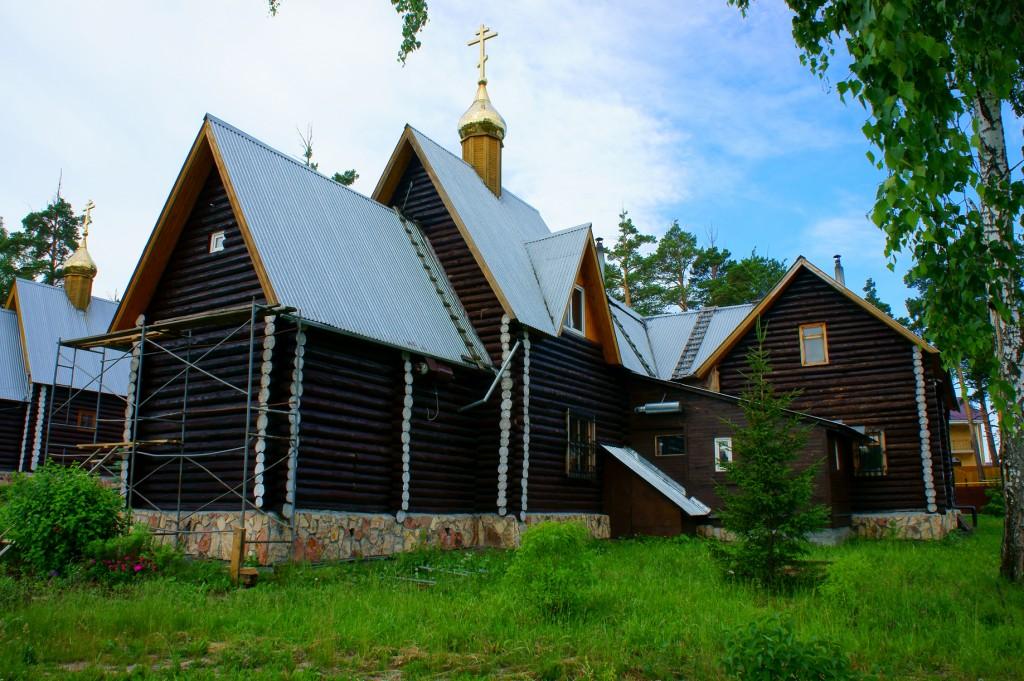 Церковь Космы Верхотурского