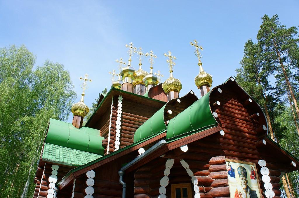 Церковь Николая, архиепископа Мир Ликийских, Чудотворца