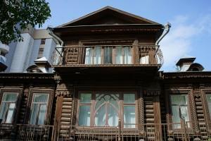 Дом Е.А. Семёновой