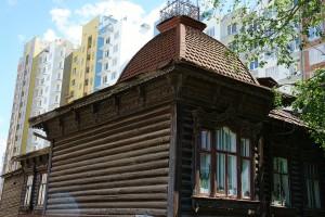 Дом И.С. Корепина