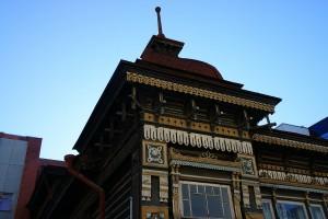 Дом дворянки Е.О. Селивановой