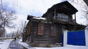Дом М.М. Сарафанова