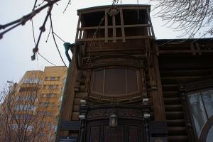 Дом Мишиных