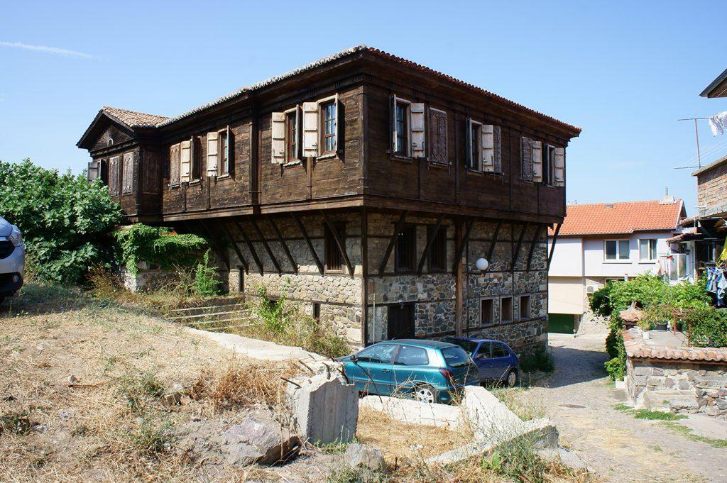 дом Аны Трендафиловой