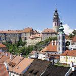 замок Чешский Крумлов
