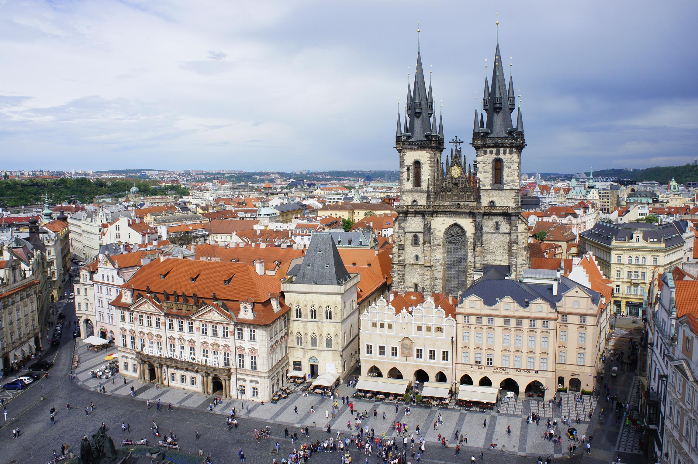 Прага. Старый Город