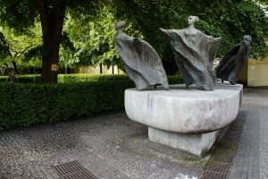 фонтан Танцующие феи