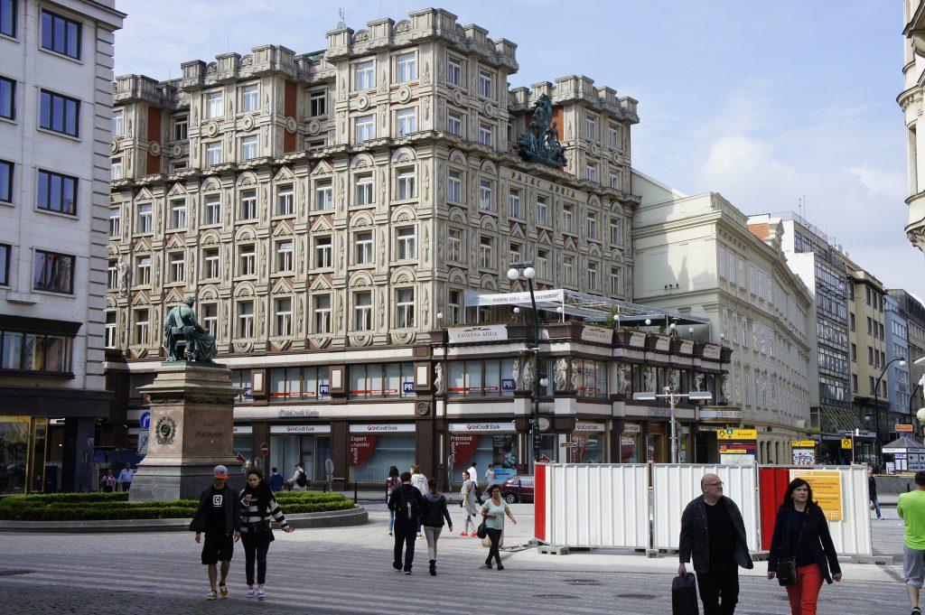 дворец Адриа
