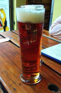 У Гомера, пиво Гранат