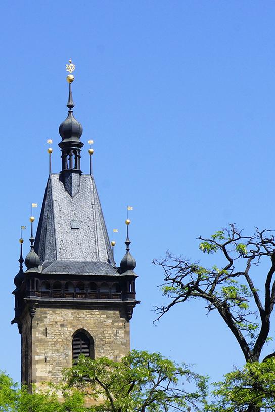 Новоместская башня