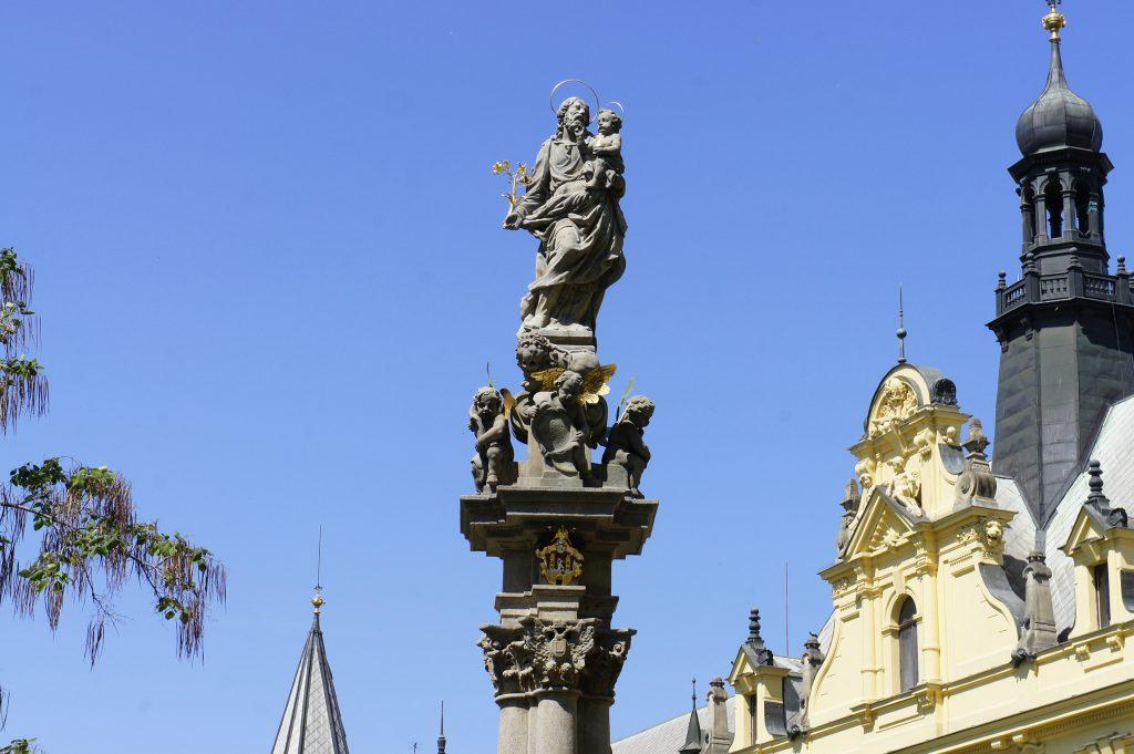 фонтан святого Иосифа