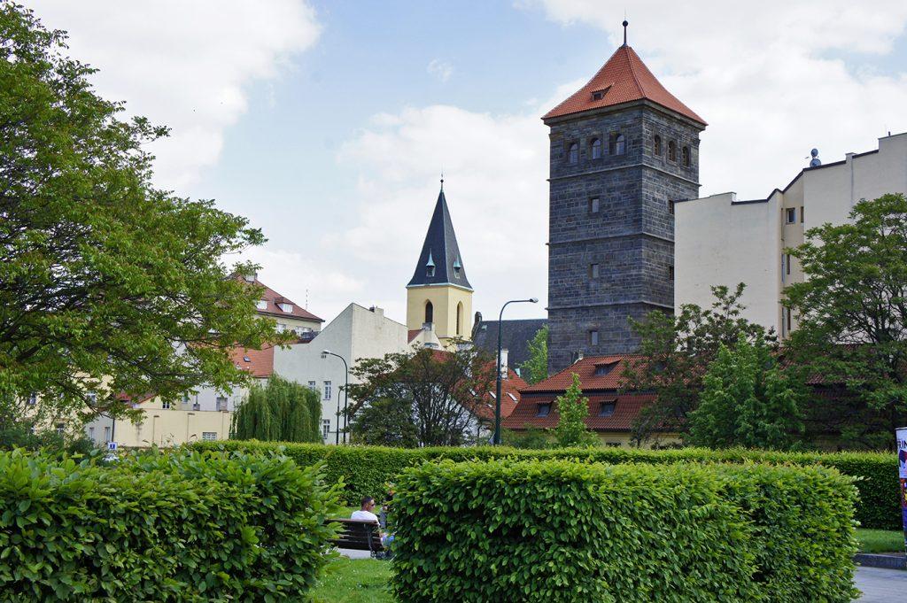 Новомлынская водонапорня башня