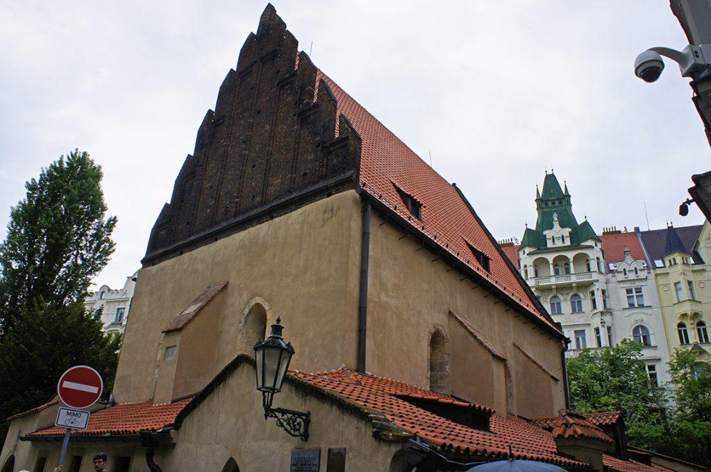 Староновая синагога