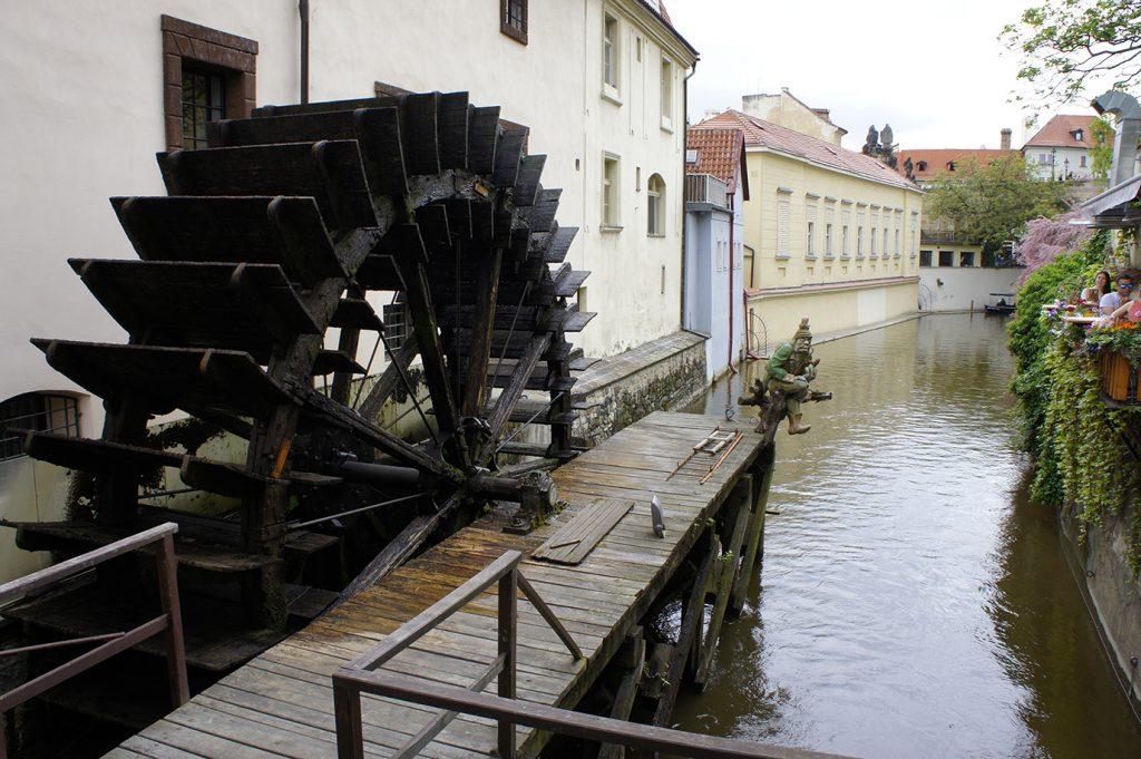 Велкопржевовская мельница