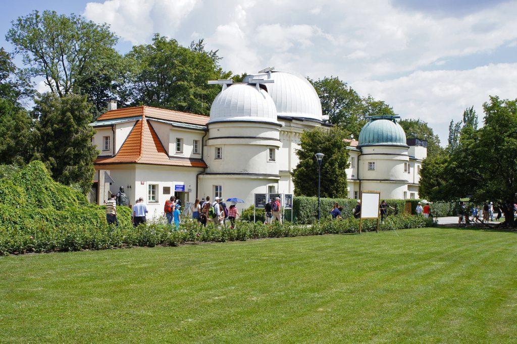 обсерватория Штефаника