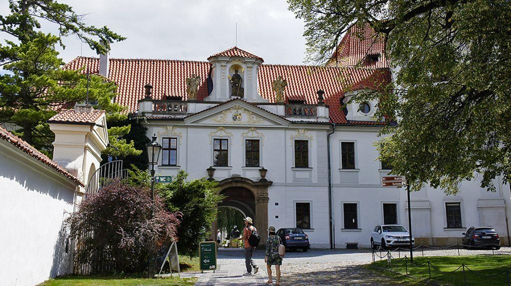 Страговский монастырь. Аббатство