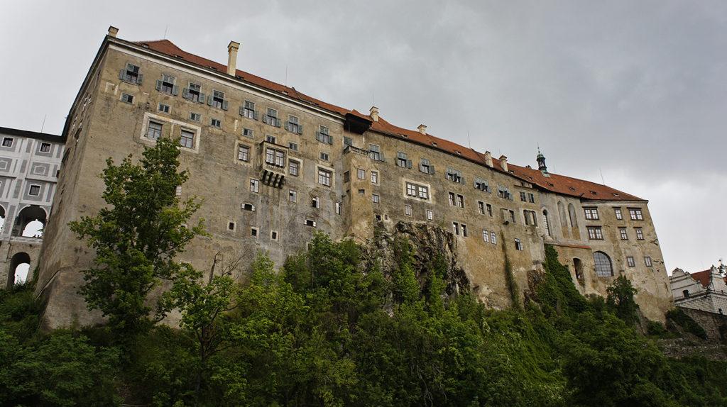 Верхний замок