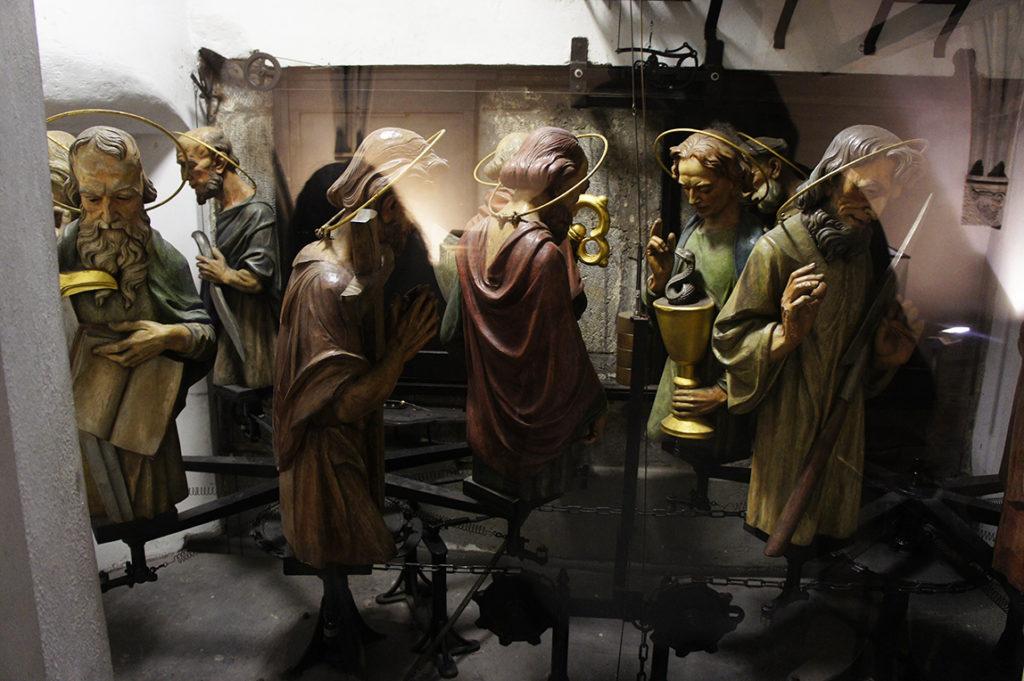 Апостолы Пражских курантов