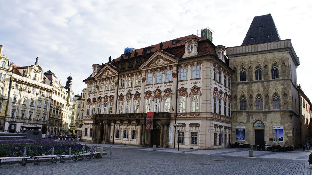 дворец Кинских