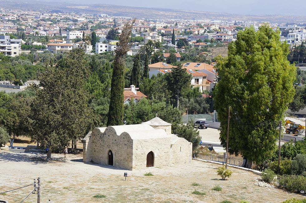 деревня Колосси