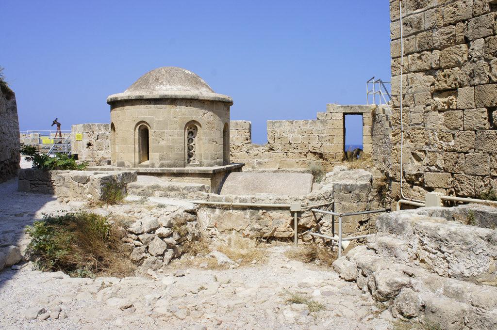 византийская часовня