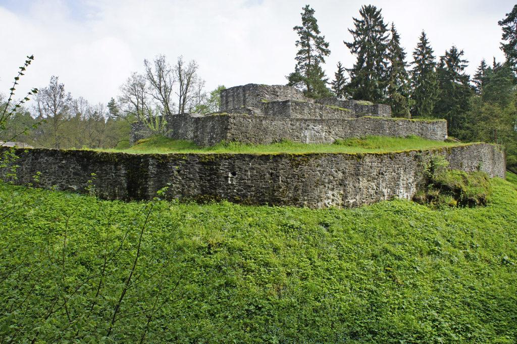 замок Кози