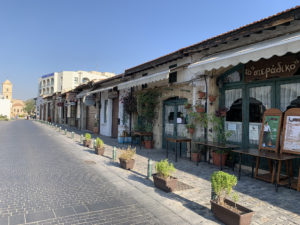 Ларнака. Старый город.
