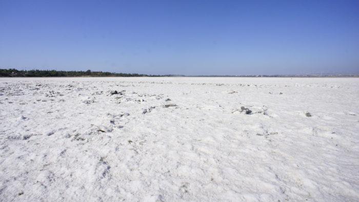 солёное озеро Ларнаки - Алики-